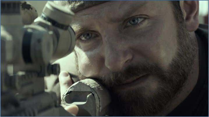 Figure 46 – The Road 2009 (Source: Dashora, n.d.). Figure 47 – American Sniper 2014 (Source: