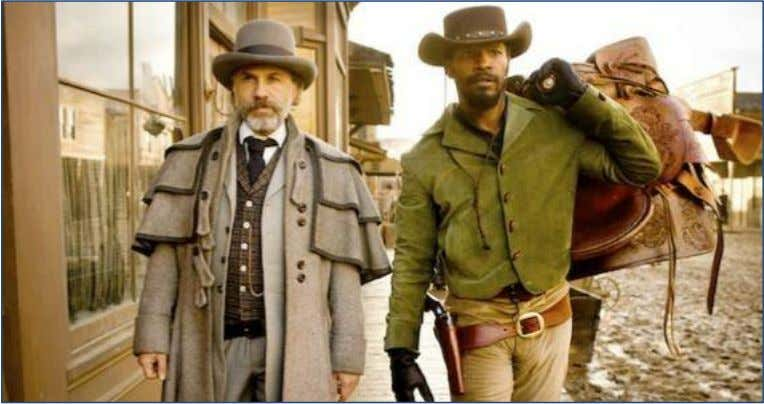 The Quick and the Dead 1998 (Source: TheFilmGiant, 2015). Figure 55 – Django Unchained 2012 (Source: