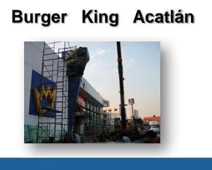 Burger King Acatlán