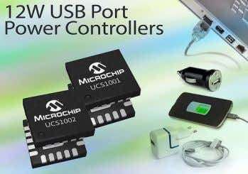 UsB product designs via a flexible method for detect - Charge with up to 12W power