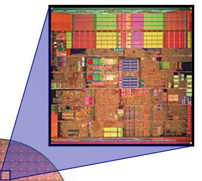 "~18 months, for the same price . Intel Pentium®4 Processor 300mm Si wafer ""Moore's Law"" still"