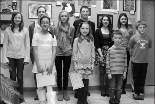 Group reporter Victoria Vlisides contributed to this story. Topart Top student artists from each Verona school