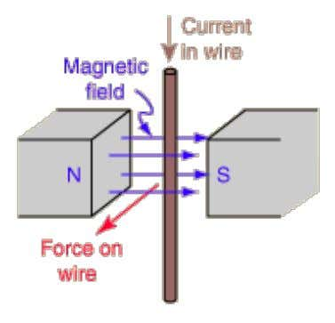 attracted to magnets); Dimagnetic (e.g. plastic, wood, copper – repelled by both poles; non -magnetic) 2.