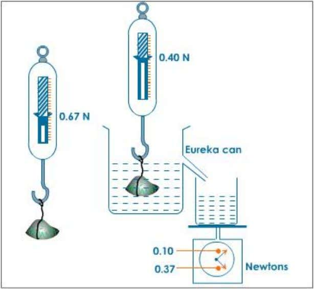 P2.3 Effects of Forces 1 Know that a force is measured in newtons (N). Force is