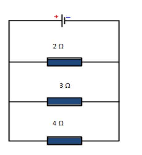 the circuit, the total current flowing in the circuit increases. This is because the adding another
