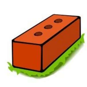 Creating a Construct A brick on its own is just a brick. Five hundred bricks