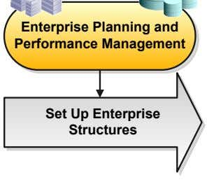 Enterprise Planning and Performance Management Set Up Enterprise Structures