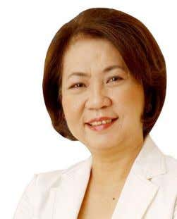 pursue a career in law. 1 4 A FILIPINA WOMEN'S NETWORK | Dr. Evelyn Tang Uy