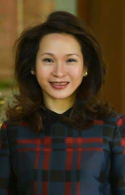 Angie Go Flaminiano President and Chief Operating Officer NutriAsia Inc. Quezon City, Metro Manila Philippines