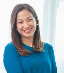 Which living woman do you most admire? Hillary Clinton Janice Crisostomo Villanueva Founder and CEO Mommy