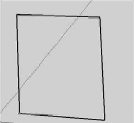 imperative that the four lines that you draw are coplanar. This looks like a coplanar set