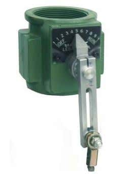 valve. The 5000 series is an automatic direct drive valve. BVA with Adjustable Radius Control Lever