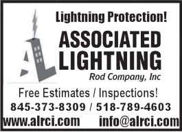 happening in your area, we're there. Lightning Rods Maintenance .• Don't Take M O L D