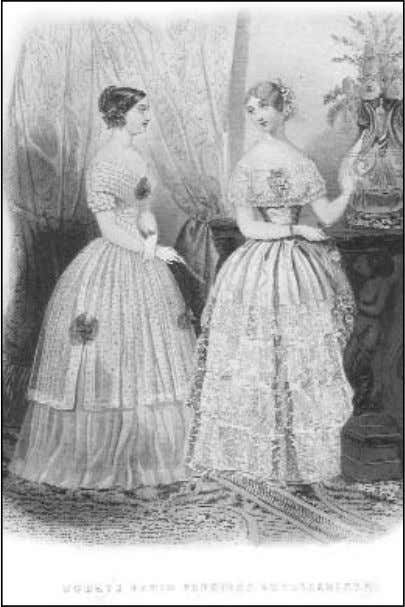 first magazine in the colonies, the General Magazine and Figure 1-1. Nineteenth-century women's magazines