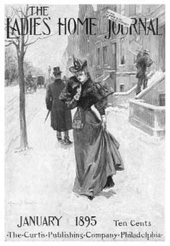 1895 —AS SEEN IN VOGUE— 1896 1899 Figure 1-3. Even women's magazines such as Ladies'