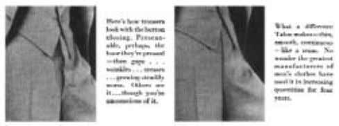 rusting. Increasingly, couturiers and ready-to-wear makers began to uti- lize the zipper in fashion designs. 1935