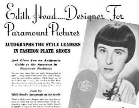 —HIGHS OF THE TWENTIES AND LOWS OF THE THIRTIES— Figure 3-16. Hollywood costume designers began to