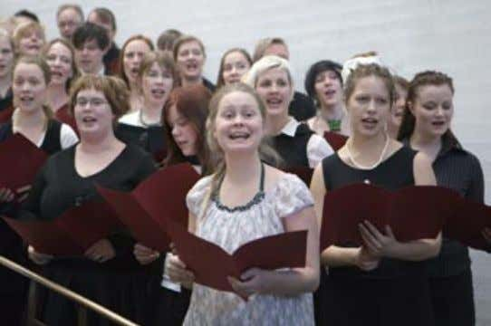 are found through open call — and it is taken care that Complaints Choir of Helsinki,