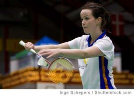 Service in badminton is one of the most important, and overlooked, shots. A key to playing