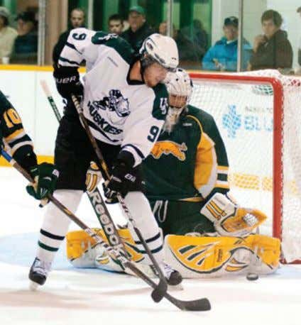 of the men's hockey team are putting up big numbers thesheaf.com T he University of Regina