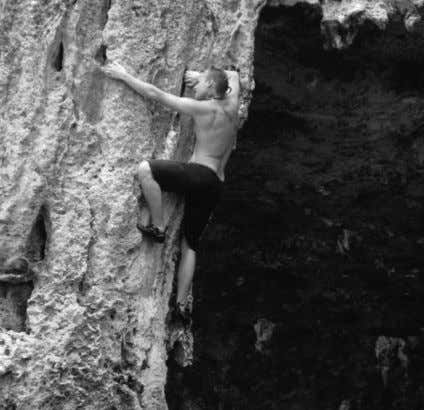"Kalyn Kalyn has been climbing in many parts of the world "" There is an interesting"