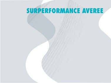 SURPERFORMANCE AVEREE