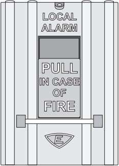 LOCAL LOCAL ALARM ALARM PULL PULL IN CASE IN CASE OF OF FIRE FIRE