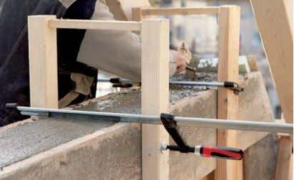 ■ BESSEY anti-slip system (from 80 mm throat depth) ■ Clamping force up to 7,000 N