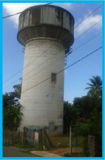 Water tower Figure 6 : Location map- Water tower ( Panadura) Figure 7 : Udahamulla Elevated