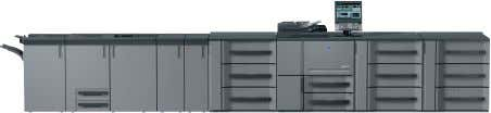 bizhub PRO1200/1200P Printer Specifications PRINT SPEED LETTER: UP TO 120 PPM UP TO 7,200 PPH PRINT