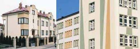 Why should buildings be thermally protected?II Why ETICS? Within the ETIC systems, thermal insulation boards are