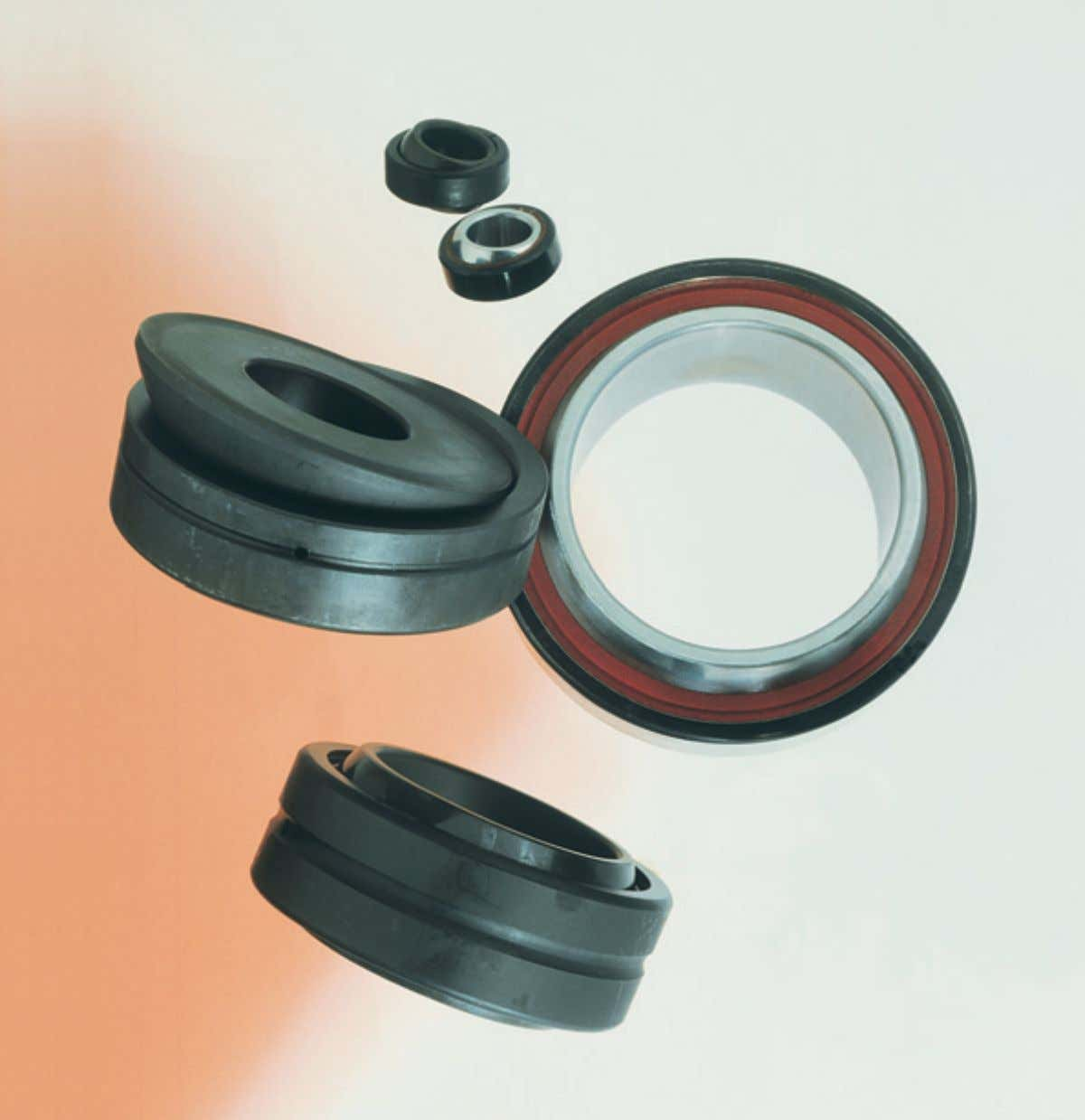 For New Technology Network R corporation Spherical Plain Bearings CAT. No. 5301- @ /E