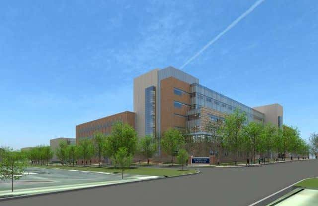 to support the development of microprocessor-based systems. UTA Engineering Research Building, Open Spring 2011