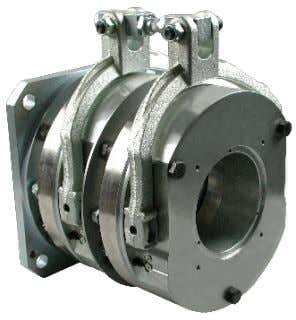 with fully independent electrical and mechanical circles Type 38.DEN - SINGLE BRAKE Type D8 - redundant