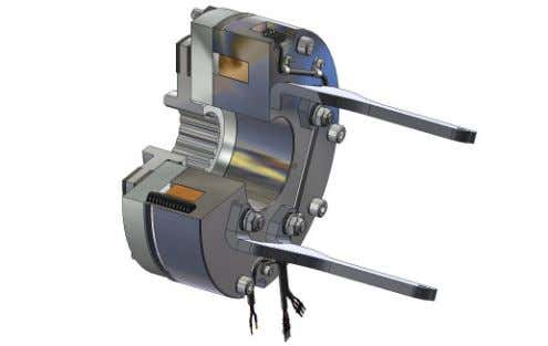 spring applied brakes for lift and hoisting drives HIGHLIGHTS • Safety device for lift and hoist