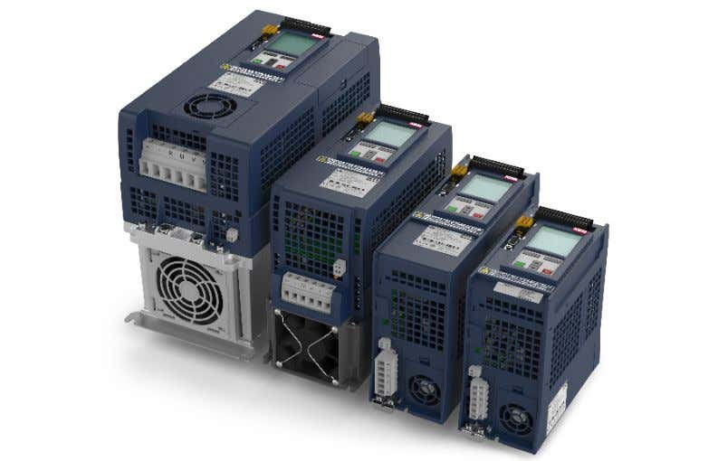 brake monitoring • Energy storage & backup solutions HIGHLIGHTS • The Open loop G6 drive controller