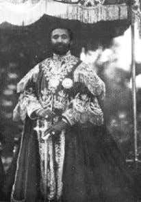 and bring them again into their own land, Ethiopia—Zion. Coronation of the King of Kings —