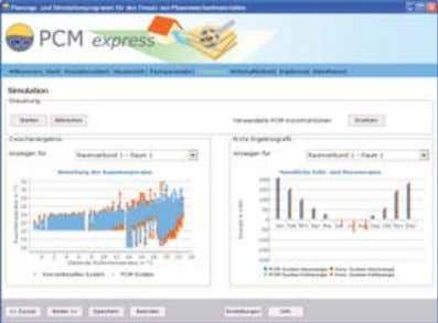 It is not a substitute for EnEV certification, however. Fig. 29 Screenshot of PCMexpress at www.valentin.de
