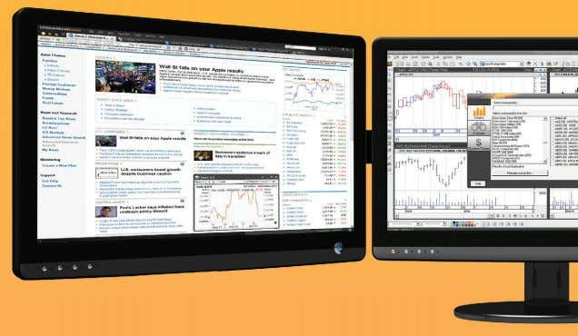 """I'm a day trader. What can MetaStock do for me?"" Loaded with real-time news & data,"