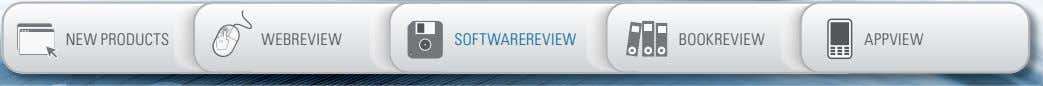 NEW PRODUCTS WEBREVIEW SOFTWAREREVIEW BOOKREVIEW APPVIEW