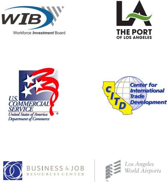 Resources On Site • Mayor's Office, City of Los Angeles Minority Business Opportunity Center -