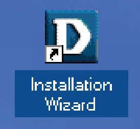 Wizard icon that was created on you desktop. Double-Click The software will search for cameras. The