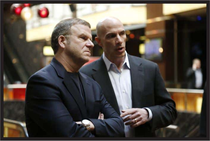 of his final decision to make a deal or not. Often, he makes Tilman Fertitta is