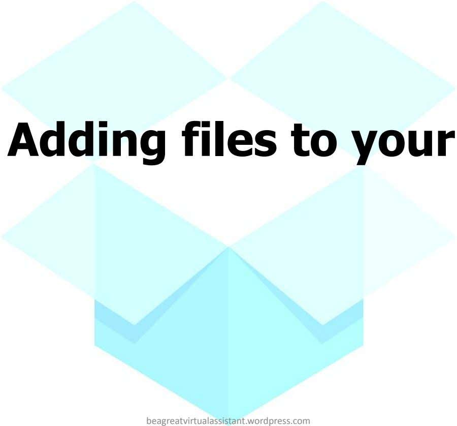 Adding files to your beagreatvirtualassistant.wordpress.com