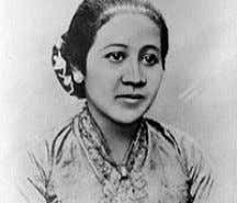 into good paragraph. Write down your paragraph in the box RA. KARTINI Maya Raden Kartini or