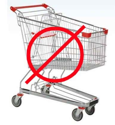company.company. Merchandiser: Items to be resold. For a supermarket, food is inventory, the shopping trolley is
