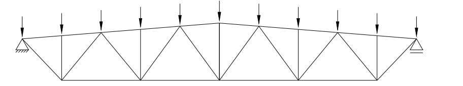 (Fig. 1.15) is a lattice girder used in the roof framing. Fig. 1.15. Example of truss