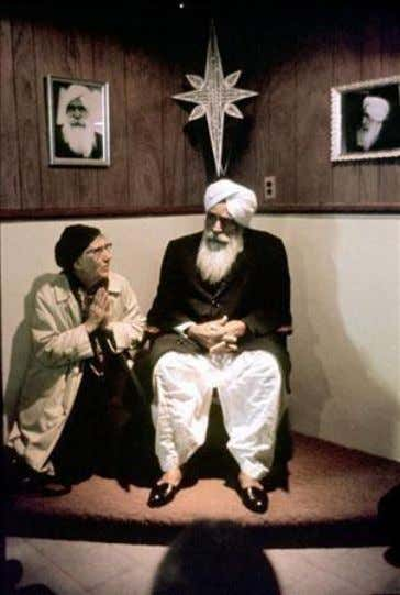 though it be difficult, is absolutely necessary. (10) The worship of the Guru is in a