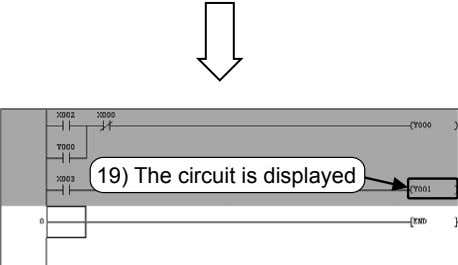 19) The circuit is displayed
