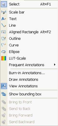 7 Annotations We have already annotated an image by adding a scale bar. You may want